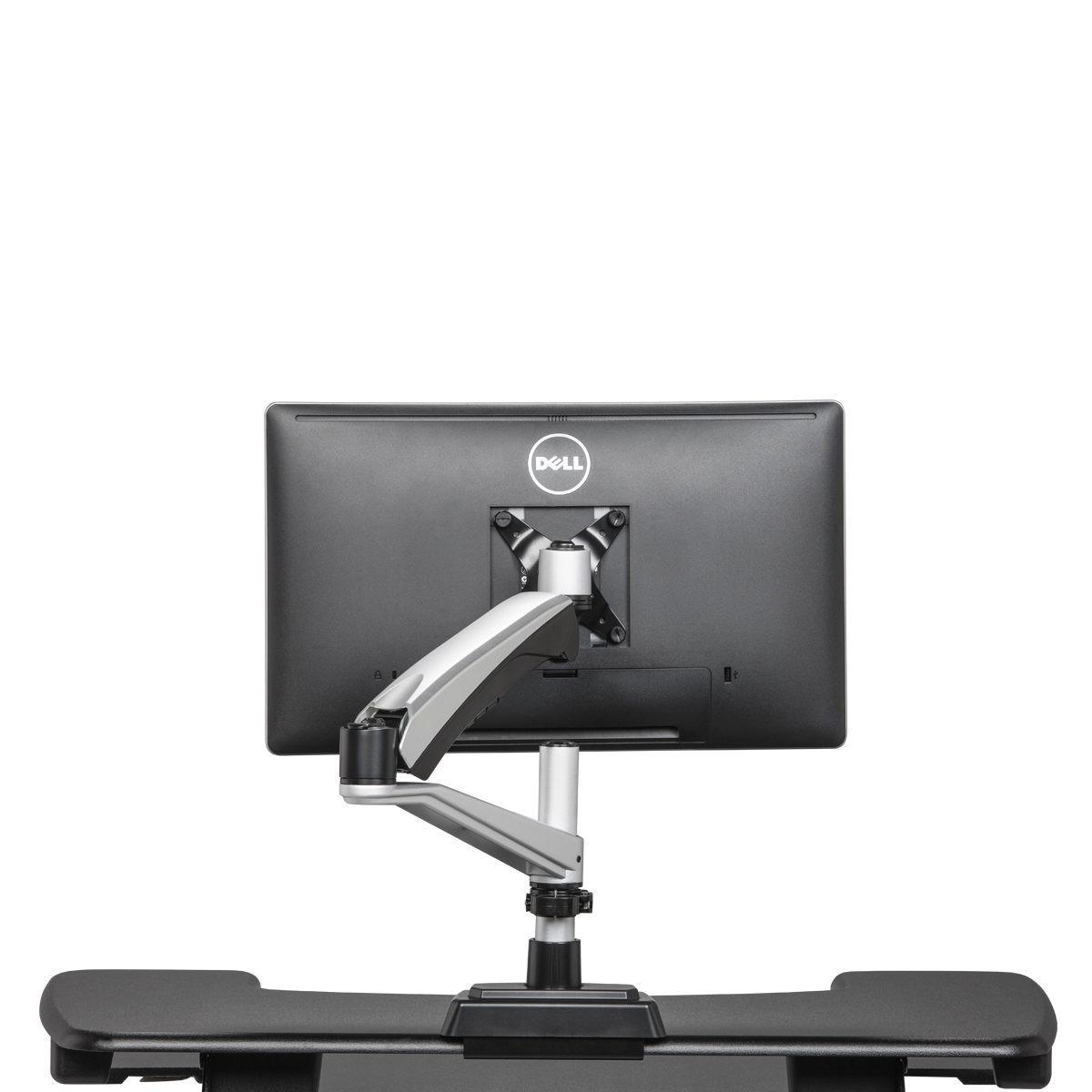 Single Monitor Arm Adjustable Standing Desks Varidesk 174